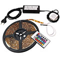 Decorative Lighting Eurolite LED IP Strip Set 45 1,5m RGB 12V