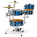 Tama Silverstar Cocktail-Jam Indigo Sparkle « Drum Kit