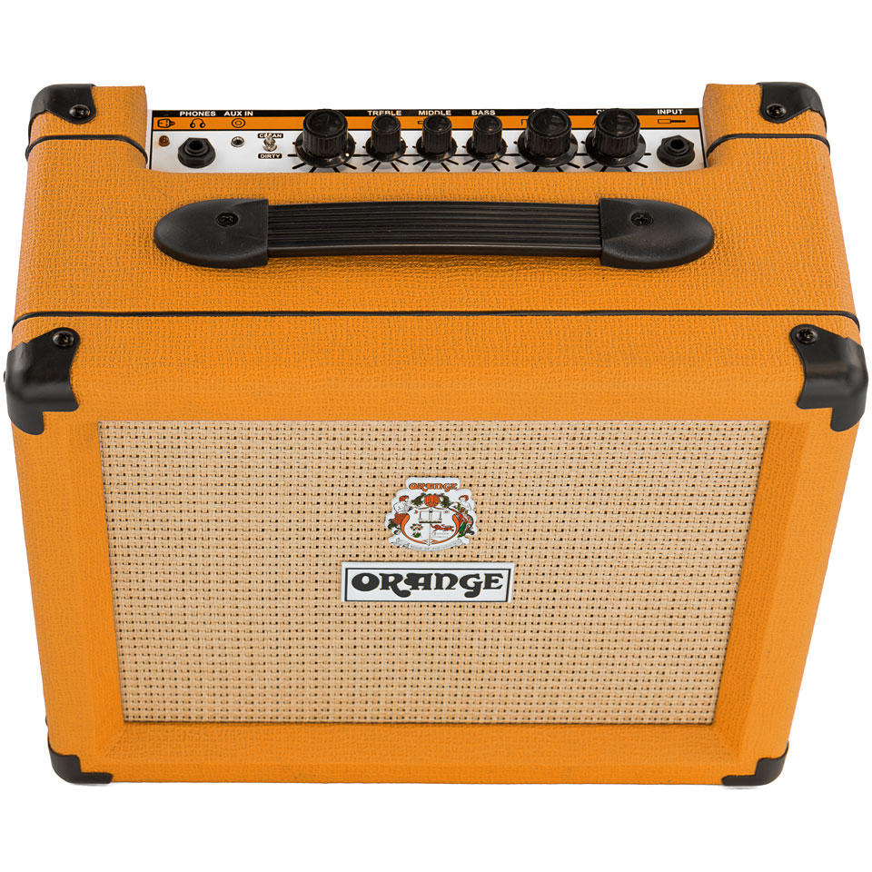 orange crush 20 guitar amp. Black Bedroom Furniture Sets. Home Design Ideas