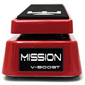 Mission Engineering V-Boost VB-RD « Effectpedaal Gitaar