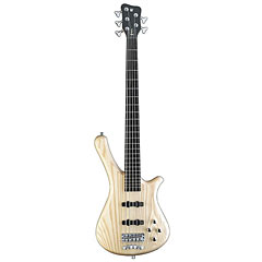 Warwick Rockbass Fortress 5 Natur OFC « Electric Bass Guitar