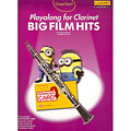 Music Sales Big Fim Hits for clarinet « Play-Along