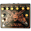 Lone Wolf Audio Left Hand Wrath Deluxe « Effectpedaal Gitaar