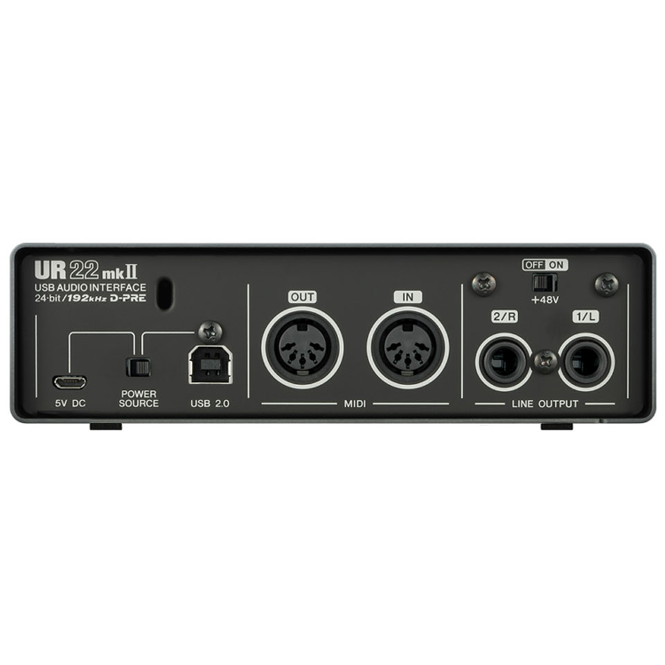 Steinberg Ur22 Mk2 171 Audio Interface