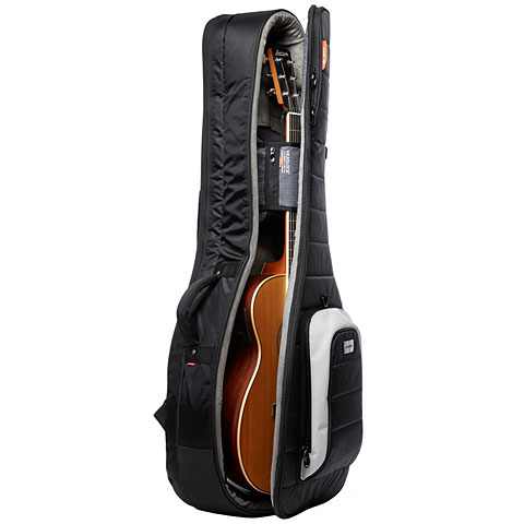 mono dual electric acoustic guitar case electric guitar gigbag. Black Bedroom Furniture Sets. Home Design Ideas
