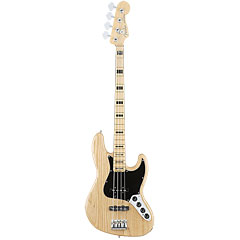 Fender American Elite Jazz Bass ASH MN NAT « Bas