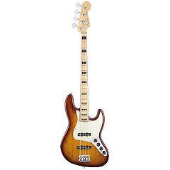 Fender American Elite Jazz Bass ASH MN TBS « Electric Bass Guitar