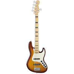 Fender American Elite Jazz Bass V ASH MN TBS « Ηλεκτρονικό μπάσο
