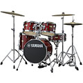 Yamaha Yamaha Junior Kit Manu Katché Cranberry Red « Set di batterie