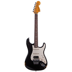 Fender Custom Shop 1969 Stratocaster Relic BK, HSS « Electric Guitar