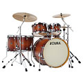 "Tama Silverstar 22"" Antique Brown Burst « Trumset"
