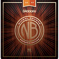 D'Addario NB1047 Nickel Bronze Set « Western & Resonator