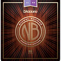 D'Addario NB1152 Nickel Bronze Set « Western & Resonator