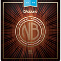 D'Addario NB1253 Nickel Bronze Set « Western & Resonator