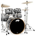pdp Concept Maple CM5 Silver to Black Sparkle Fade « Drum Kit