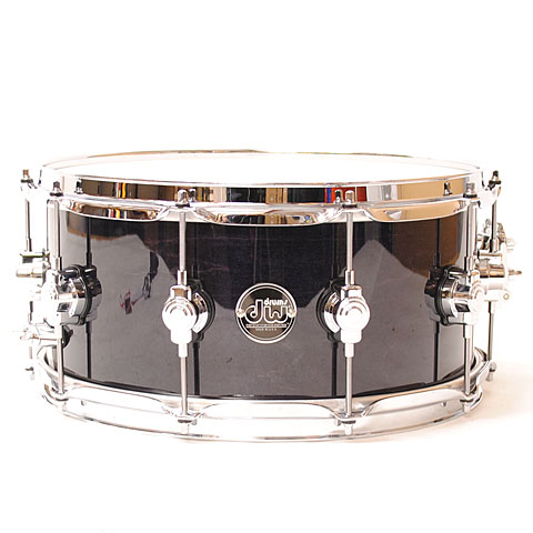 DW Performance 14  x 6,5  Ebony Stain