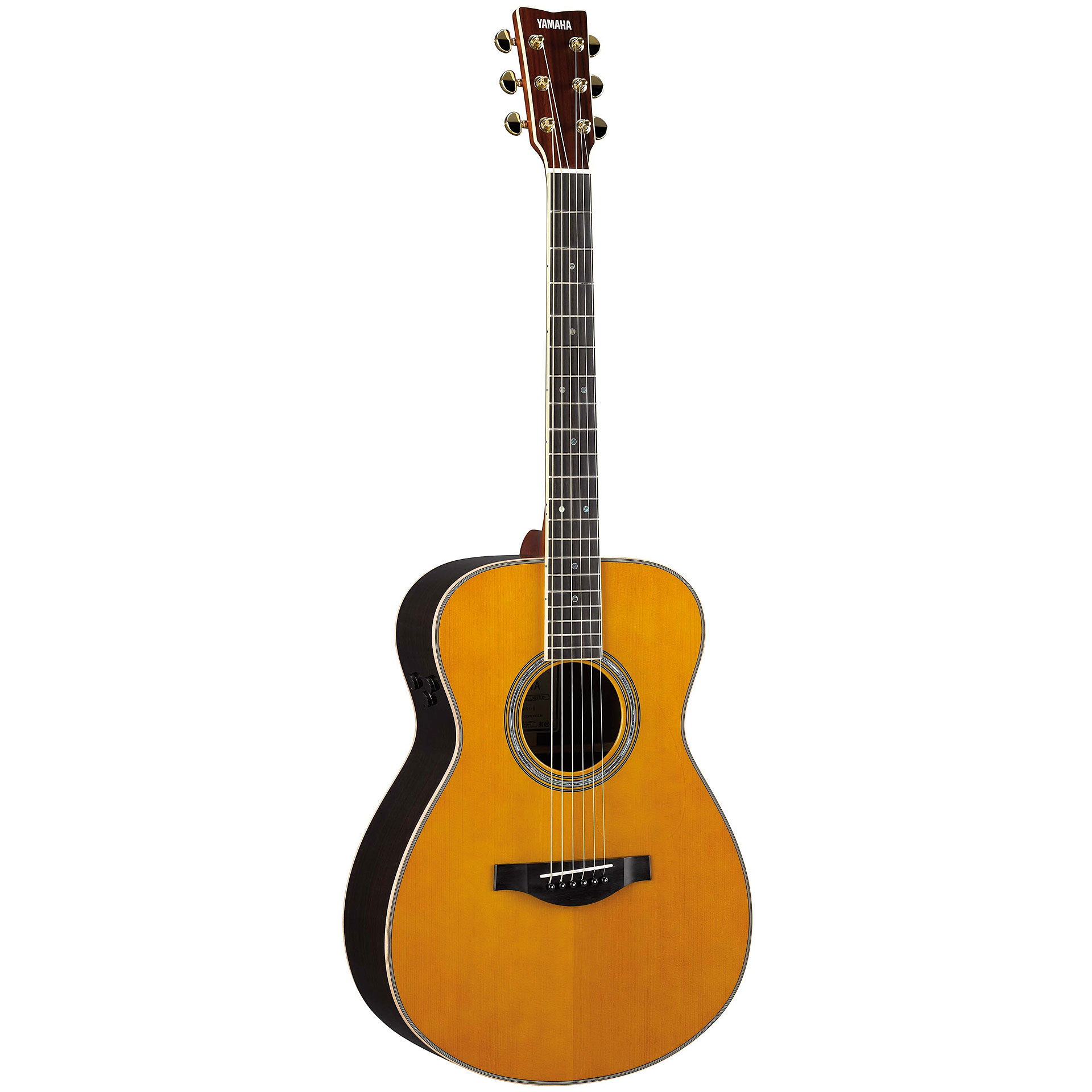 Yamaha Ls Acoustic Guitar Review