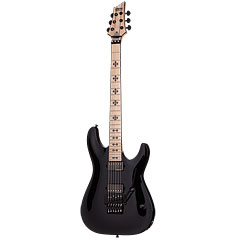 Schecter Jeff Loomis JL-6 FR BLK « Electric Guitar