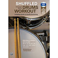 Alfred KDM Shuffled Drums Workout « Lektionsböcker