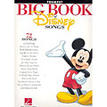 Hal Leonard Big Book Of Disney Songs - Trumpet « Music Notes