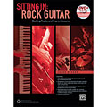 Alfred KDM Sitting In: Rock Guitar (+ DVD) « Lektionsböcker