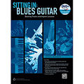 Alfred KDM Sitting In: Blues Guitar (+ DVD) « Lektionsböcker