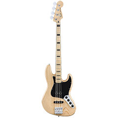 Fender Deluxe Active Jazzbass ASH MN NAT « Electric Bass Guitar