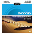 D'Addario EXPPBB170 « Acoustic Bass Strings