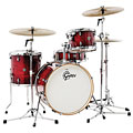 "Drum Kit Gretsch Catalina Club 20"" Gloss Crimson Burst"