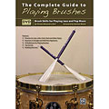 Alfred KDM The Complete Guide to Playing Brushes « Lektionsböcker