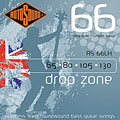 Rotosound drop zone RS66LH « Electrische Bas Snaren