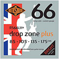 Rotosound drop zone RS66LH+ « Electrische Bas Snaren