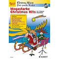 Music Notes Schott Megastarke Christmas Hits