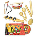 Voggenreiter Voggy's Kinder Percussion-Set « Percussion Set