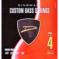 Dingwall Custom Bass Strings .045-.100 « Electrische Bas Snaren