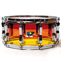 Ludwig Vistalite14'' x 6,5'' Tequila Sunrise Snare « Snare drum