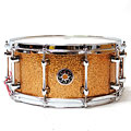 Snare drum Sakae Maple 14'' x 6,5'' Gold Champagne