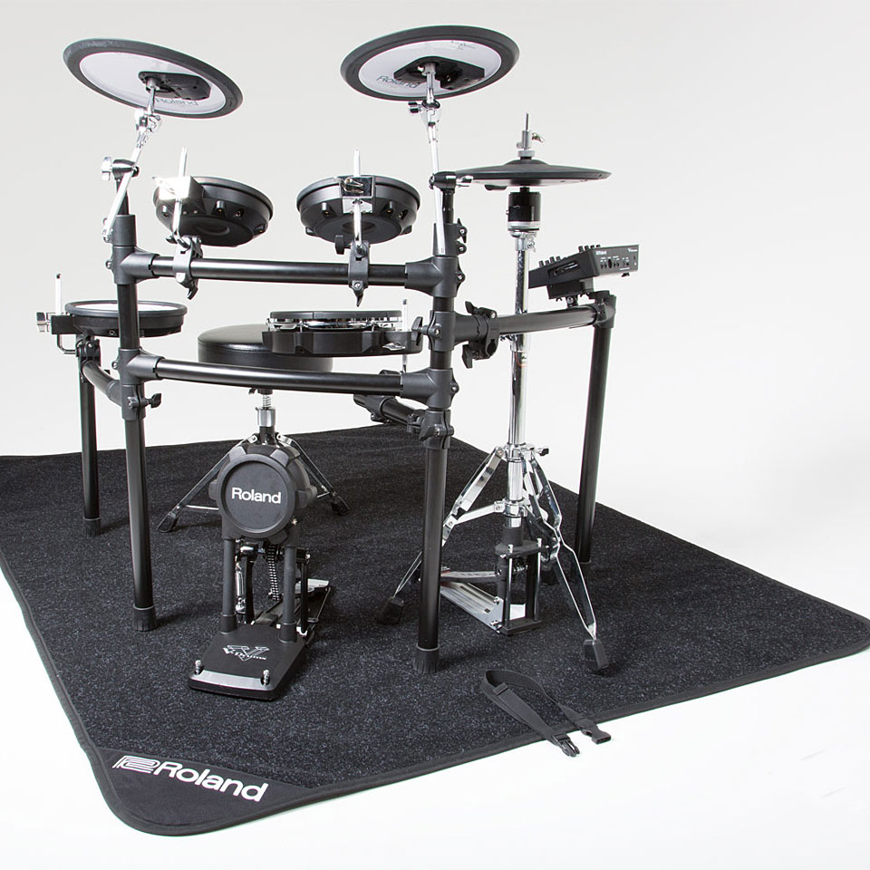 roland v drums tdm 25 drum mat drum accessories. Black Bedroom Furniture Sets. Home Design Ideas