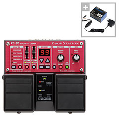 Boss RC-30 Loop Station + Boss PSA-230
