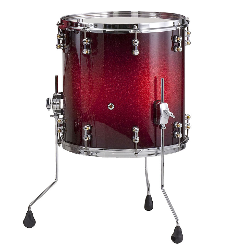 pearl reference pure rfp1414f c377 10091858 floor tom. Black Bedroom Furniture Sets. Home Design Ideas