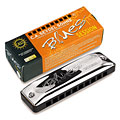 Richter Harmonica C.A. Seydel Söhne Blues Session Standard F