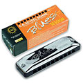 Richter Harmonica C.A. Seydel Söhne Blues Session Standard Bb