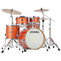 "Tama Silverstar 20"" Bright Orange Sparkle « Drum Kit"