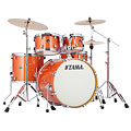 "Tama Silverstar 22"" Bright Orange Sparkle « Drum Kit"