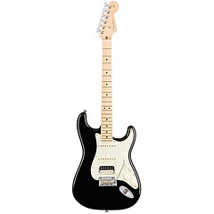 Fender American Pro Stratocaster MN BK, HSS « Electric Guitar
