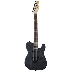 Charvel SD2-7 2H HT Pitch Black « Electric Guitar