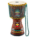 "Meinl Artisan Edition 12"" Painted Carving Tongo Djembe « Djembe"