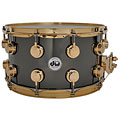 Snare drum DW Collector's Brass 14''x 8'' Black Nickel over Brass
