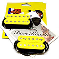 Bare Knuckle Nailbomb Open Set yellow « Electric Guitar Pickup