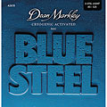 Dean Markley 2678 5LT 45-125 Blue Steel Bass « Electrische Bas Snaren
